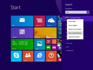 How to Start an Application as Another User from the Command Line in WIndows